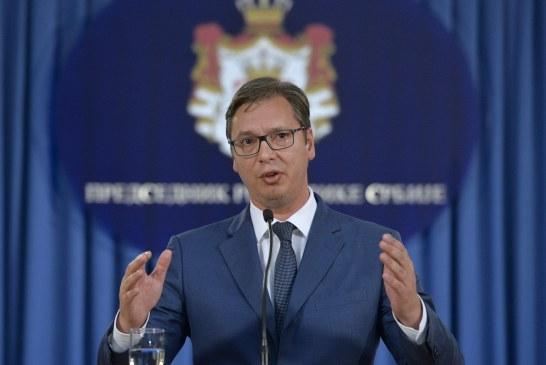 Vučić o neredima na derbiju: Mora se pratiti kretanje mafijaških bosova
