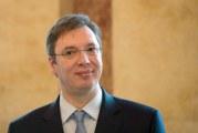 Vučić se oglasio prvi put posle odlaska na VMA