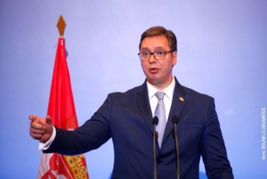 Hitan sastanak državnog vrha povodom situacije na Kosovu