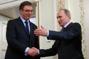 Vučić uoči susreta sa Putinom: Rusiji nikad nećemo uvesti sankcije