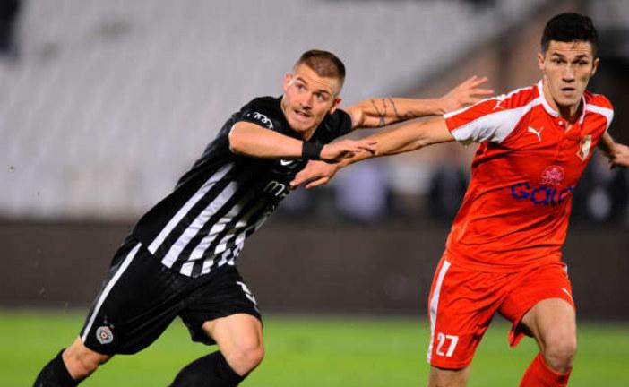 Užasan dan za Partizan: Na derbi idu sa minus devet