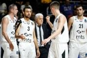 Meč istine u Podgorici: Može li Partizan da iznenadi?