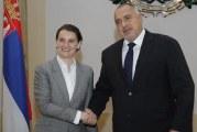 Razgovarali o energetskoj situaciji: Brnabić u Bugarskoj