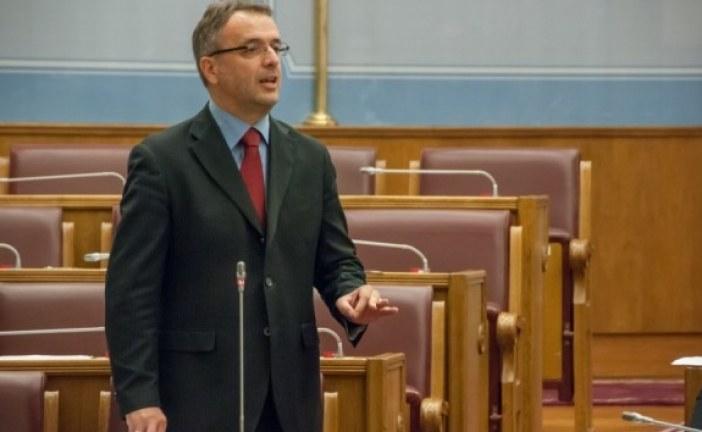 Danilović: Prihvatljiva ponuda DF-a, sjednimo i dogovorimo se