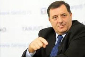 Susret u Sarajevu: Dodik se sreo sa Hanom