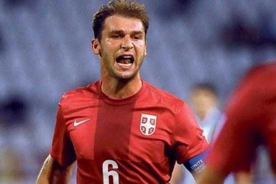 """Kapiten """"Orlova"""" Bane Ivanović: Moramo pobijediti Kostariku"""
