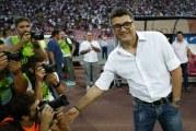 Vladan Milojević o meču sa Partizanom: Igraćemo kao da nemamo bodovnu prednost