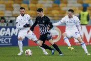 Partizan pao u Kijevu: Dinamo očitao lekciju
