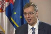 Vučić: Sprema se ujedinjenje Kosova i Albanije!