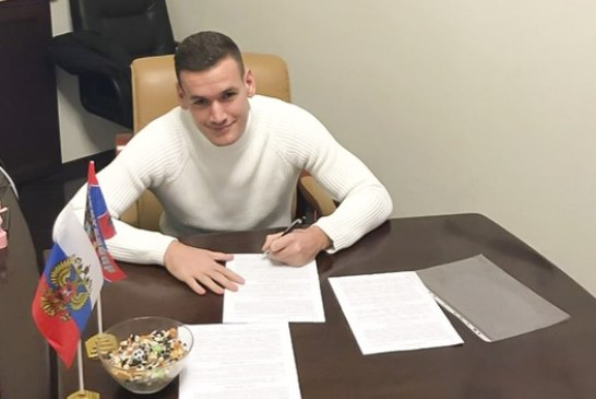 Mijušković se vratio u Rusiju