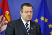 """Dačić pozvao bugarskog diplomatu da """"otklone nesporazume"""""""