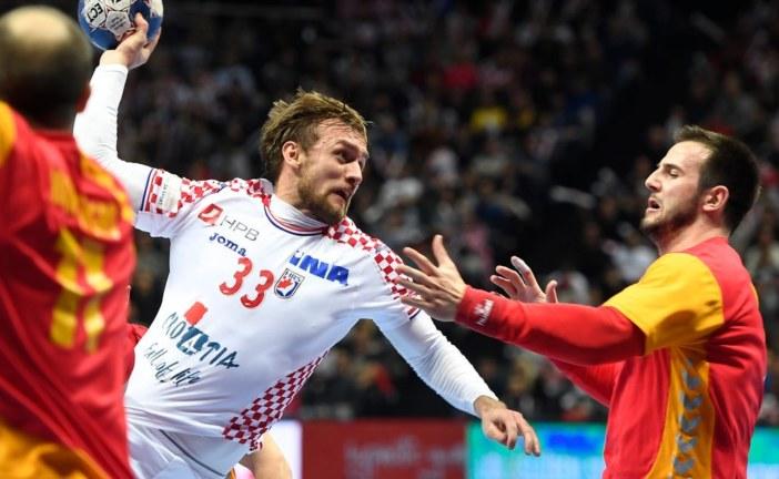 Baraž za SP rukometaša: Crna Gora na Hrvatsku, Srbija protiv Portugala