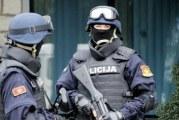 Akcija na Cetinju: Od kriminalaca oduzeta auta