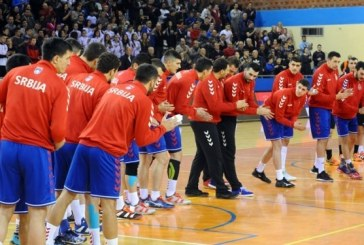 Srbija poražena i od Švedske