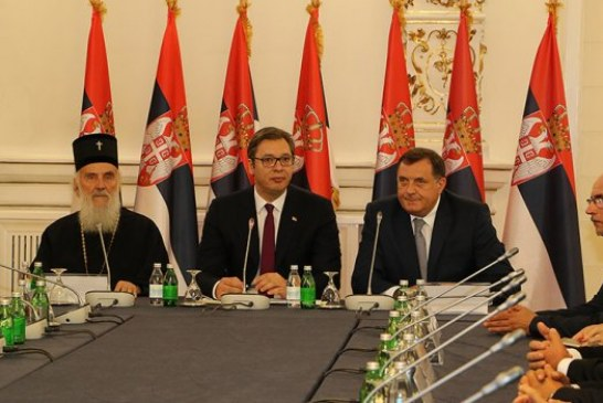 Do Sretenja deklaracija o opstanku Srba