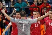 Slovenija srušila Italiju, Srbija ide dalje!