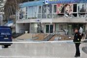 Puklo kod stadiona Budućnosti: Bombom na optičku radnju