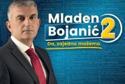 Bojanić posjetio Milana Kneževića: Ovo je moj lični čin, a ne dio kampanje