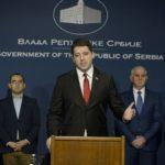 Đurić: Predizborna kampanja Albanaca prerasće u antisrpsku histeriju