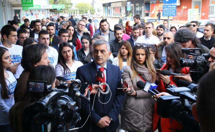 Bojanić: Očekujem podizanje optužnice zbog izbornih zloupotreba