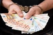 Akcija na Cetinju: Uhapšen zbog zelenašenja