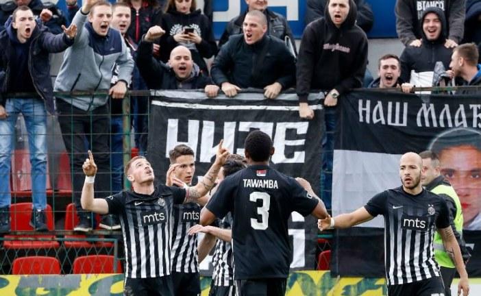 Pao Javor: Partizan prošao u polufinale