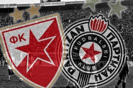 Pomjeren termin derbija: Zvezda i Partizan igraju 14. aprila