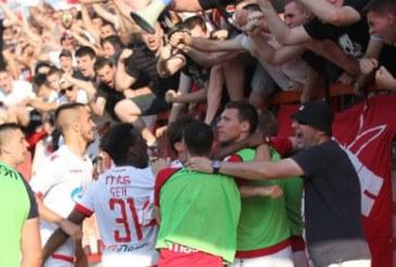 Tri kola prije kraja: Zvezda prvak Srbije u fudbalu!