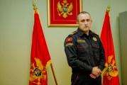 Zvanična rokada u policiji: Damjanović zamijenio Stojanovića