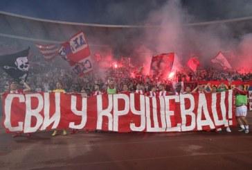 Zvezda danas u Kruševcu: Spremaju osvetu i da proslave titulu!