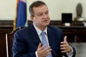 """Dačić citirao Mila Đukanovića iz 1989. godine: """"Bestidno je plašenje crnogorskog naroda srpskim hegemonizmom!"""""""
