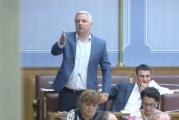Vučurović: Krapović optužuje DF i staje na stranu kriminalaca iz DPS-a