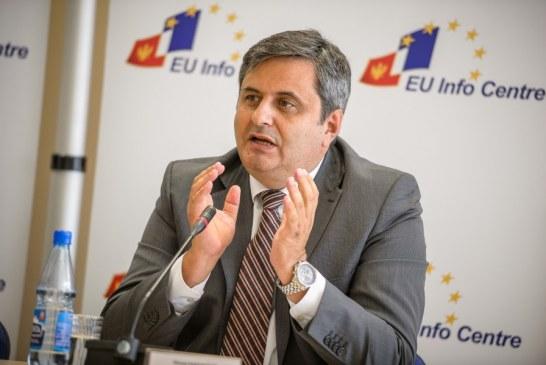 Radunović: Simović je nezakoniti prinudni upravnik Crnom Gorom