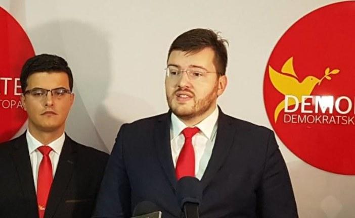 Koprivica Katniću: Procesuirajte perače para iz DPS-a
