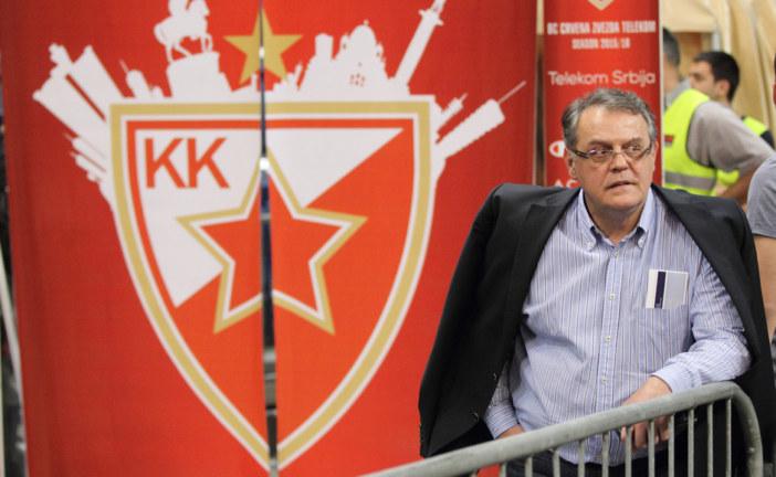 """Nebojša Čović u ekskluzivnom intervjuu za Borbu: Jurišnike na delegaciju Zvezde predvodile ekipe iz """"Bemaksa"""" i """"Granda"""""""