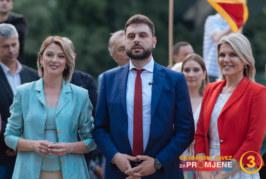 Glasajte za promjene, Podgorica nije imanje režima