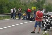 Udes na Vranjini, povrijeđen Stefan Janketić: Pao sa motora i slomio obje noge