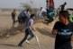 Palestinci prešli granicu iz Gaze, Izrael odgovorio tenkovskom vatrom
