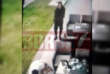 Borba ekskluzivno objavljuje fotografiju: Maskirani napadač pucao u vlasnika Bigla dok je ležao ranjen