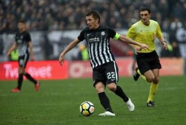 Pao Čukarički: Saša Ilić je Partizan!