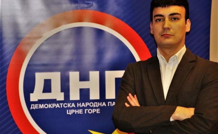 Nikola Jovanović šef kabineta gradonačelnika Budve