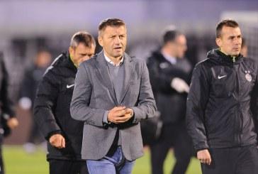 Đukić ostaje na klupi Partizana