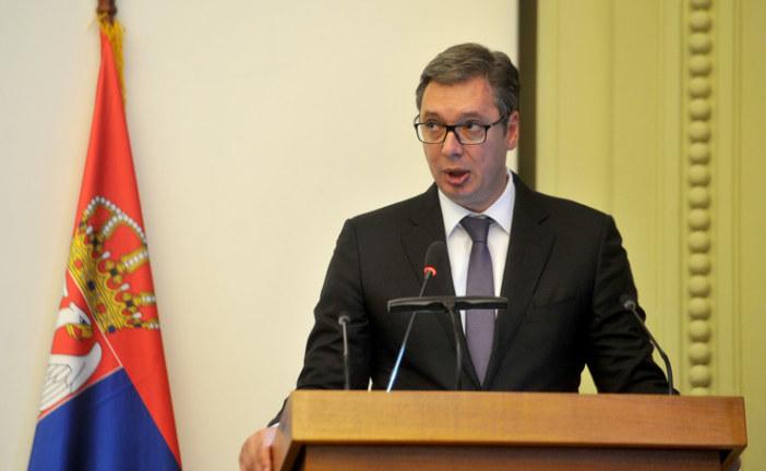 Vučić sa njemačkim evroposlanikom: U dijalogu sa Prištinom želimo kompromis i mir
