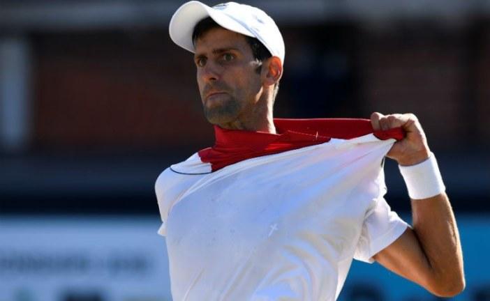 Novak od sjaja, do očaja: Greškama poklonio titulu