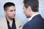 Milačić i Dajković u policiji: Saslušani po prijavi LGBT organizacije