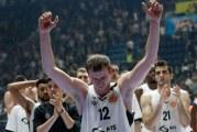 Partizan u Evrokupu!