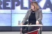 Nevenka Bošković Ćirović otpisala Andrijani Kadiji: Ne glumi i ne blati ljude koje si počistila po nalogu dijela opozicije i NVO sektora!