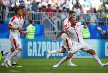 Srbija opet igra fudbal: Kolarova ljevica razbila bunker Kostarike