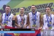 Basketaši uzeli zlato: Srbija na krovu Evrope