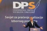 Vladajuća partija predala izvještaj poslovanja: DPS za godinu potrošio 3 miliona evra, grade zgradu kod Milovog stana!